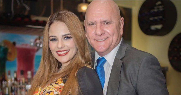 Haniset le pide perdón públicamente a Carlos Otero: Volví a ser feliz