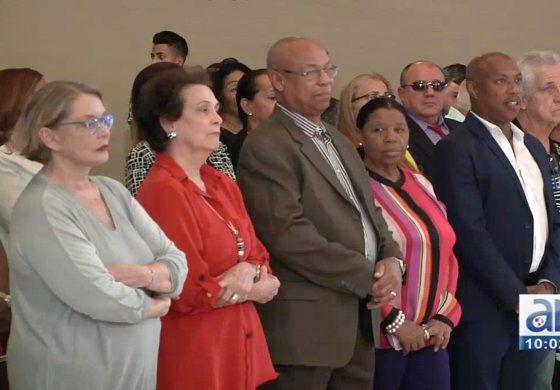 Celebran misa en la  Ermita de la Caridad por los 15 años de la muerte de Celia Cruz