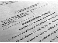 eeuu arresta a una mujer acusada de ser espia rusa