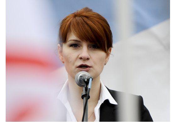 Intriga y sexo rodean historia de acusada de ser espía rusa
