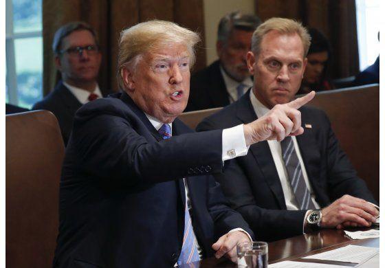 """Trump """"no está de acuerdo"""" con petición de Putin"""