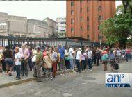 el chavismo incumple con el pago de las pensiones de los jubilados