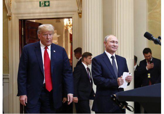 Casa Blanca rechaza propuesta rusa de referendo para Ucrania