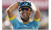 Español Omar Fraile gana 14ta etapa del Tour de Francia