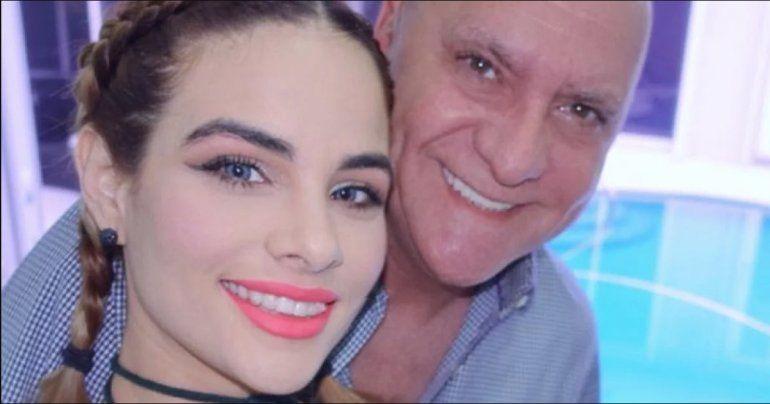 Carlos Otero comparte un momento íntimo junto a Haniset Rodríguez