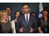 comediante es designado primer ministro de eslovenia