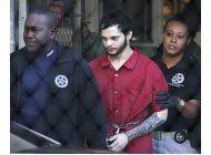 hombre sentenciado por masacre en aeropuerto