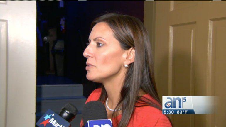 Entrevista exclusiva con la primera mujer cubanoamericana nominada a vicegobernadora de la Florida