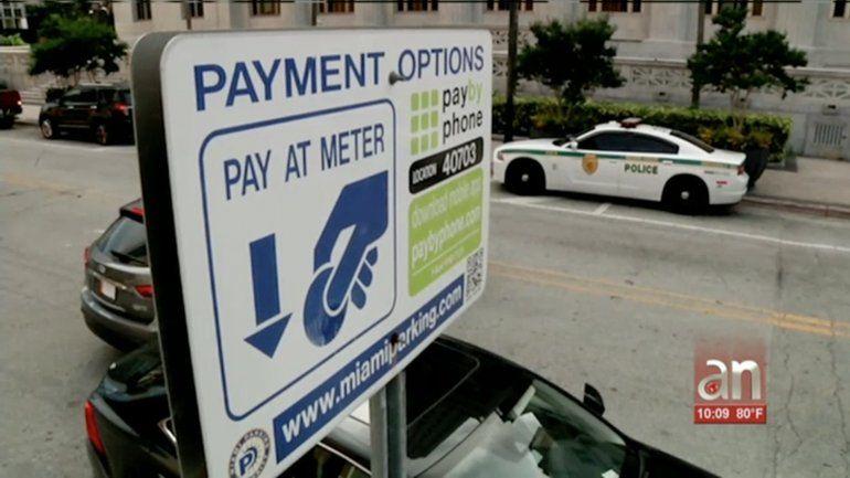 Miami podría subir drásticamente el precio de los parqueos