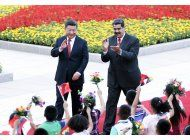 venezuela planea elevar exportaciones petroleras a china