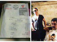 almuerzo de maduro y su esposa costo $572