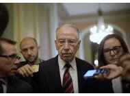 trump: republicanos tendrian que decidir sobre kavanaugh