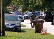 la policia de hialeah arresto a tres hombres, sospechosos de robar en una casa en el este de la ciudad