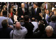 fuerte tension politica en washington por el caso kavanaugh