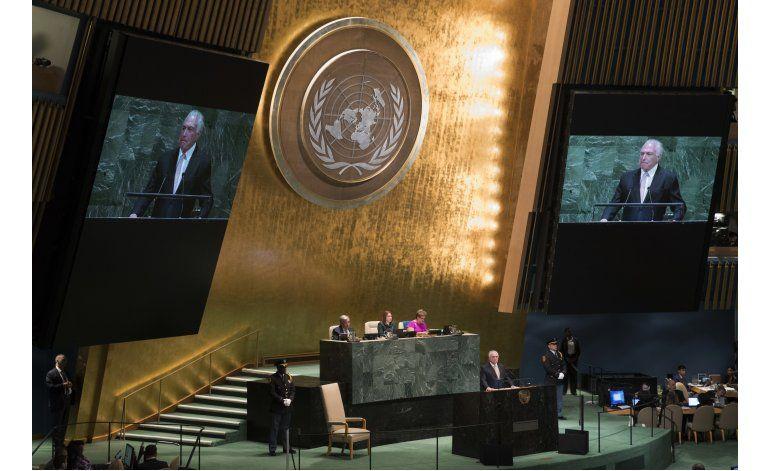 La ONU rechaza enmiendas de EEUU y aprueba resolución cubana contra embargo