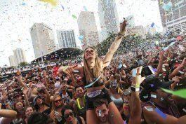 la ciudad de miami firma contrato por $2 millones con el festival ultra