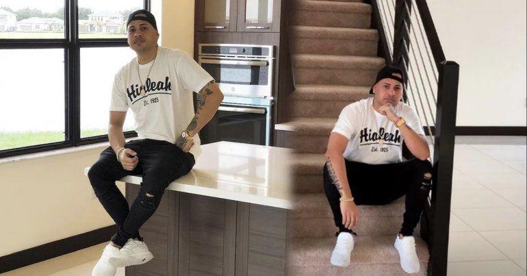 ¿Jacob Forever estrena casa nueva en Miami?