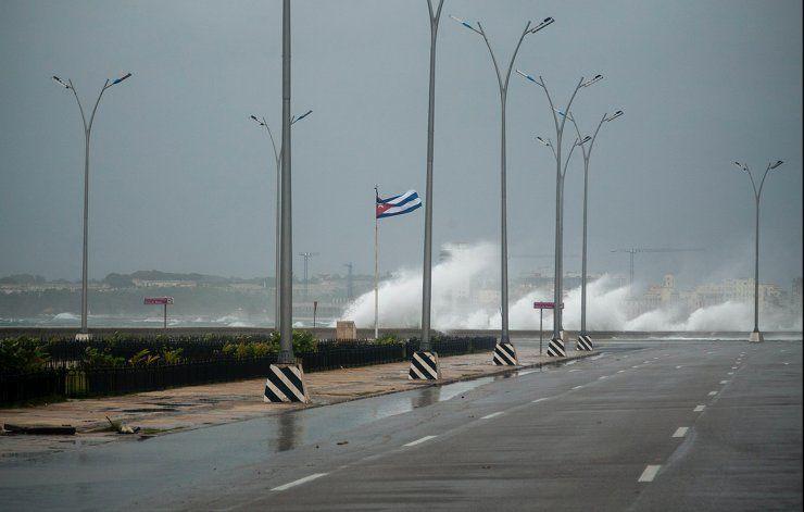 Cuba tiene 60% de posibilidades de ser golpeada por un huracán en 2020