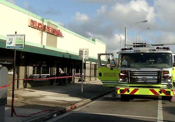Arde en llamas uno de los locales delicias de España en Miami