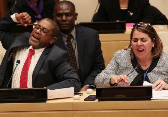 La diplochusmería  deja muy mal parada a la dictadura  cubana ante la ONU
