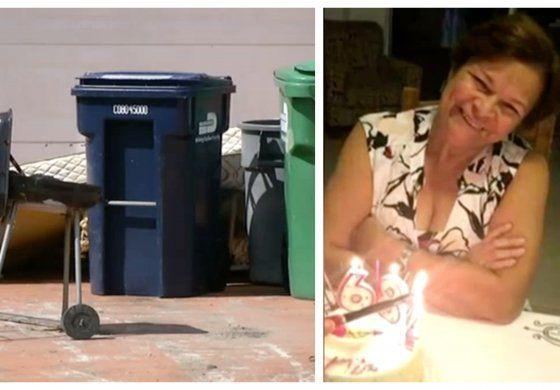 Encuentran restos humanos  de una señora de 65 años en la parrilla de barbecue en una casa del SW de Miami