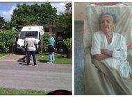 regimen cubano desaloja a una anciana ciega de 102 anos para quitarle su casa en el barrio de  atabey
