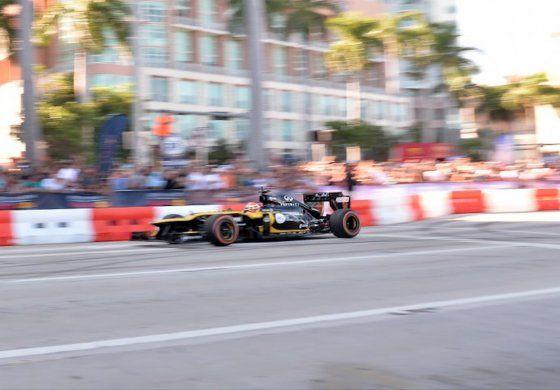 Formula 1 pone a prueba su capacidad en Miami