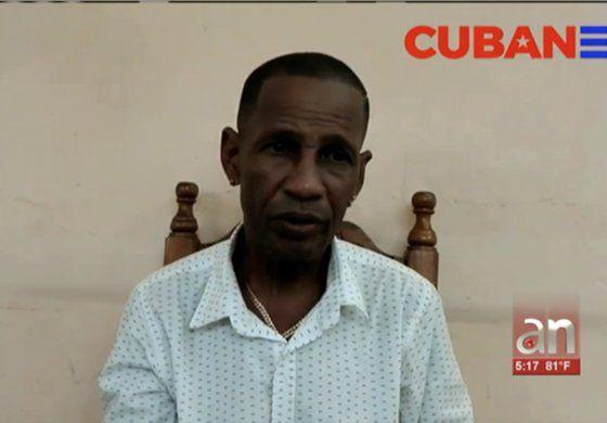 Opositor cubano Tomás Núñez Magdariaga reveló las torturas a las que fue sometido