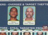 fiscalia acuso a 14 personas en miami  por estar involucradas en una red organizada de robo de camiones de  carga