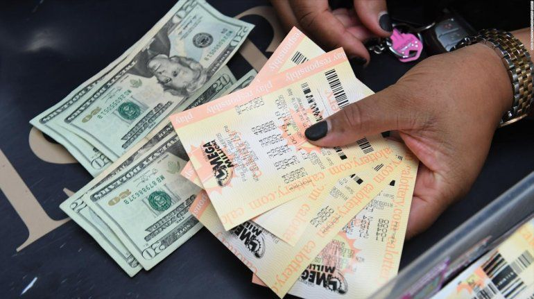 Mega Millions: un solo ganador se lleva el premio histórico en Carolina del Sur