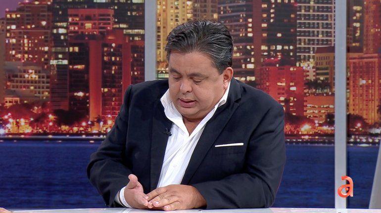 Exclusiva: José Carlucho habla por primera vez en Televisión del hijo que tiene en Cuba