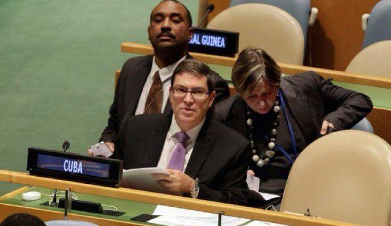 EXCLUSIVA: EEUU presenta en la ONU ocho enmiendas críticas del régimen cubano ante votación sobre embargo