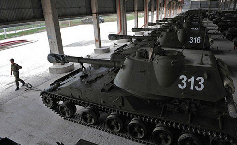 Rusia quiere establecer bases militares en Cuba y desplegar misiles
