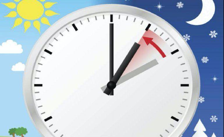 Gran parte de EEUU atrasa sus relojes este domingo