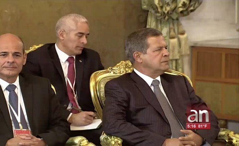 Ex yerno de Raúl Castro  Luis AlbertoLópez-Callejas aparece cada vez más junto a Díaz-Canel en visitas oficiales