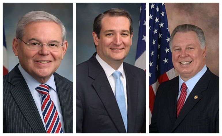 Los Cubanos-Americanos  Bob Menedez, Ted Cruz y  Albio Sires salen  victoriosos en las elecciones de medio termino