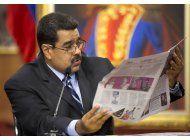 maduro acusa a colombia de ser negligente en la frontera