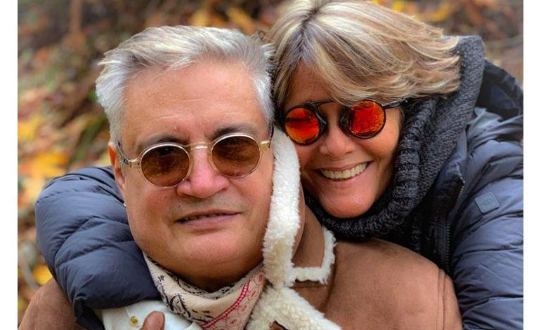 Amaury Pérez y su esposa eliminan la denuncia contra la Aduana de su perfil de Facebook