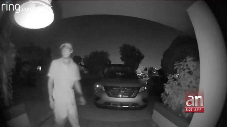Hombre enciende las alarmas de una comunidad en Kendall