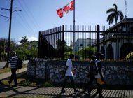 diplomaticos canadienses hablan sobre ataques sufridos en la habana