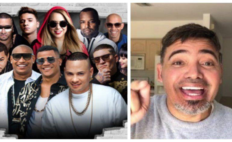 Manolín a Gente de Zona: No se puede gozar con la dictadura y vivir en Miami