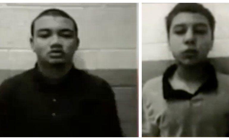 Las autoridades buscan a dos adolescentes que escaparon de un centro de detención en el suroeste del condado