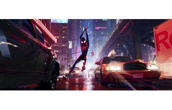 Reseña: ¿Demasiado Spider-Man? No en el universo spider
