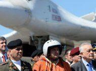 llegan a venezuela bombarderos rusos con capacidad nuclear ¿a que le teme maduro?