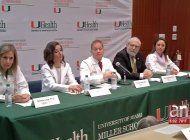 diplomaticos de eeuu atacados en cuba sufrieron danos en el oido interno y en su equilibrio segun equipo medicos de la universidad de miami