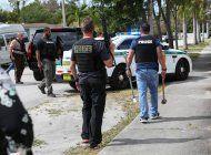 una banda criminal dedicada al trafico de drogas  y armas en brickell y la pequena habana  fue desmantelada