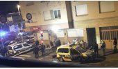 Francia: video captura instantes tras balacera con sospecho