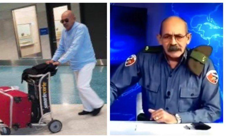 El Departamento de Estado habría cancelado la visa del presentador cubano, Rafael Serrano