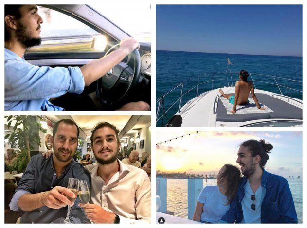 Carros de lujo, comidas caras y viajes por todo el mundo: Así es la vida Tony Castro nieto del dictador cubano Fidel Castro
