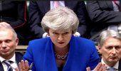 Theresa May superó moción de censura y retiene el poder